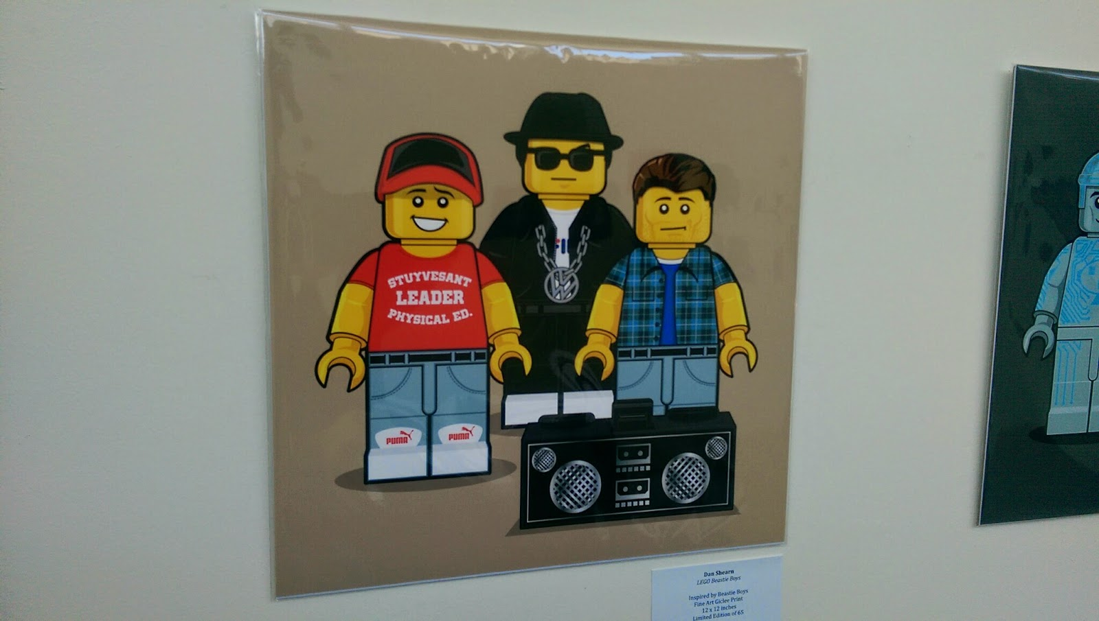 Hero Complex Gallery - LEGO Memories: The Beastie Boys