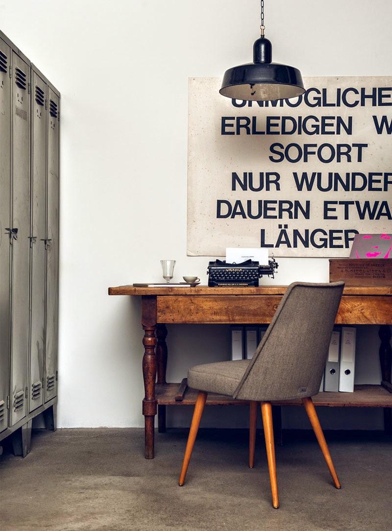 Martina Sperl recicla muebles viejos