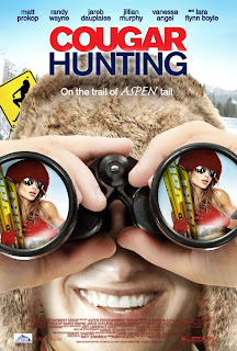 Watch Cougar Hunting 2011 DVDRip Hollywood Movie Online | Cougar Hunting 2011 Hollywood Movie Poster