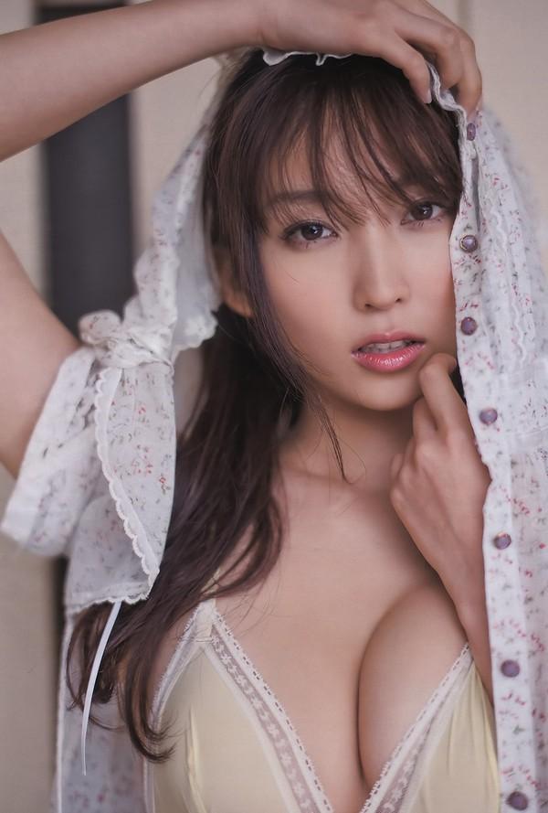 Ảnh gái đẹp HD Risa Yoshiki siêu gợi cảm 2