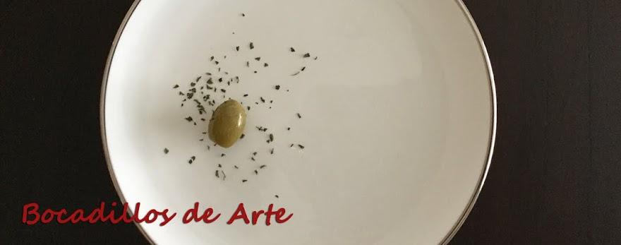 Bocadillos de Arte