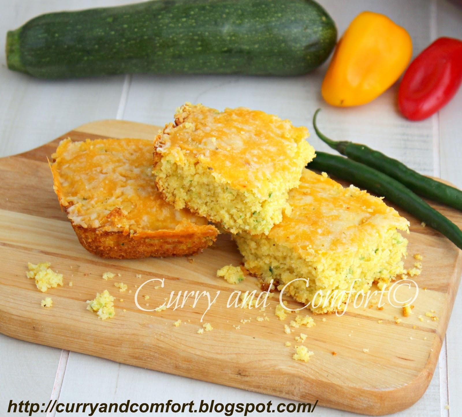 Zucchini Cornbread (Throwback Thursday)