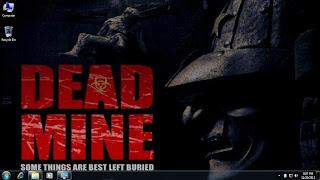 Theme Film Dead Mine untuk Windows