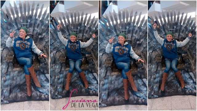 Iron Throne Game of Thrones Trono de Ferro Luciana De La Vega.pdn