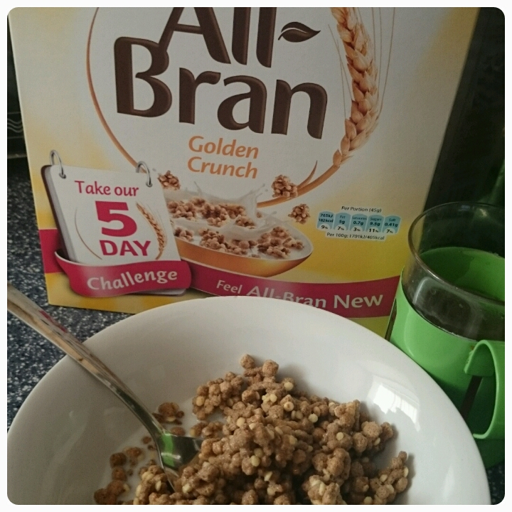 all bran golden crunch