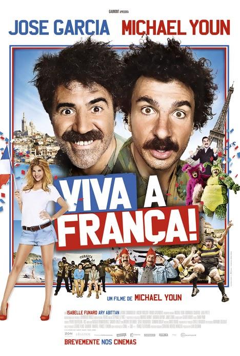 Viva a França – Dublado (2013)