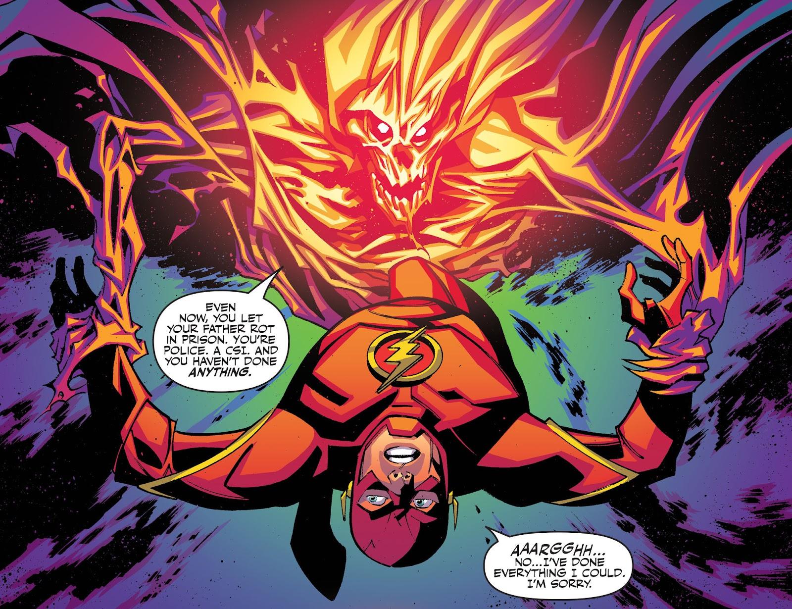 The Flash: Season Zero [I] Issue #6 #6 - English 3