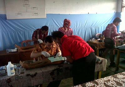 Sekitar 60 Orang Anak di Khitan Massal