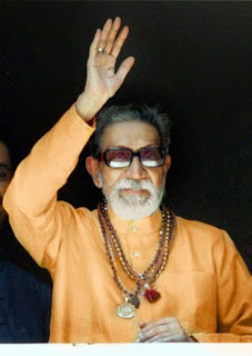 Bal Thackeray´s Final Journey Video, Shiv Sena Patriarch Bal Thackeray´s Passes Away, Funeral Journey Video