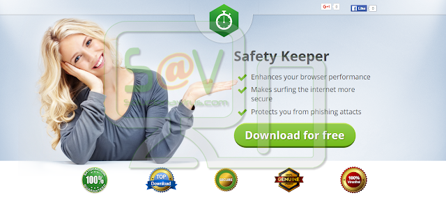 Safety Keeper - Adware