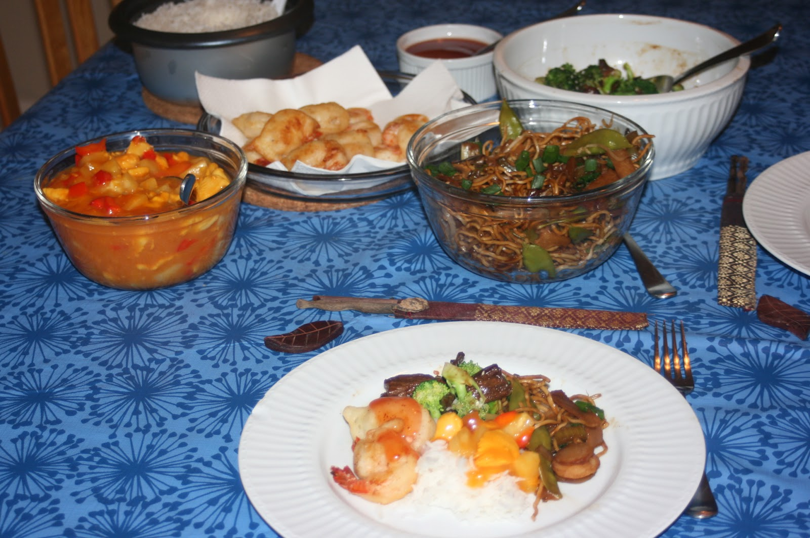 Whatcha eatin vh chinese new year blog tour recipes and giveaway i like to keep a cooking mindset that food should not be boring we love to try food from other cultures and theme it up once in a while for different forumfinder Choice Image