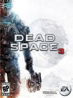 Dead Space 3 Game Poster | Dead Space 3 Game Cover