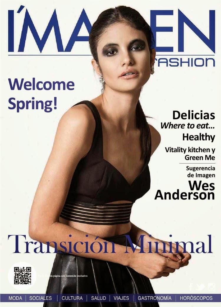 Model: Xen Ortiz - Imagen In Fashion, March 2015
