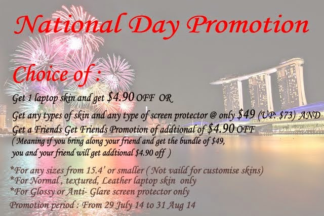 49th National Day Promotion