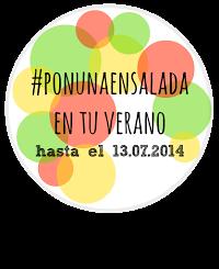 #ponunaensaladaentuverano