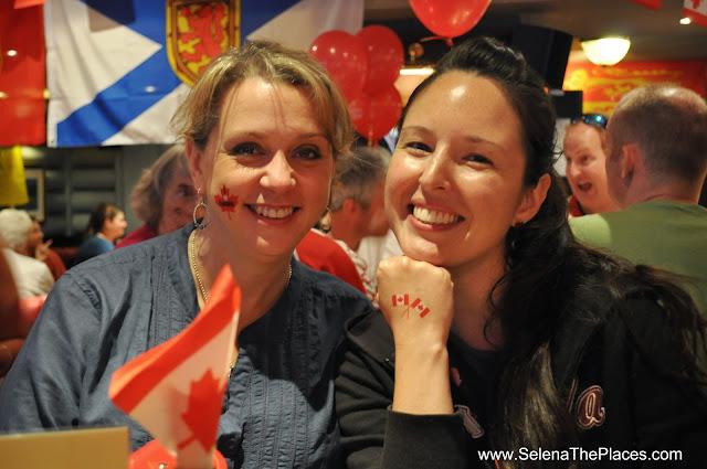Canada Day Maple Leaf Pub
