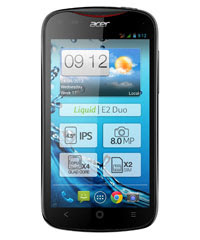 Acer Liquid E2, Prosesor Quad Core Jelly Bean dua versi Single SIM dan Dual SIM