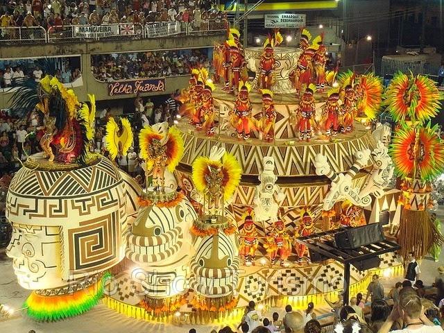 Ingresso carnaval RJ desfile na Sapucaí