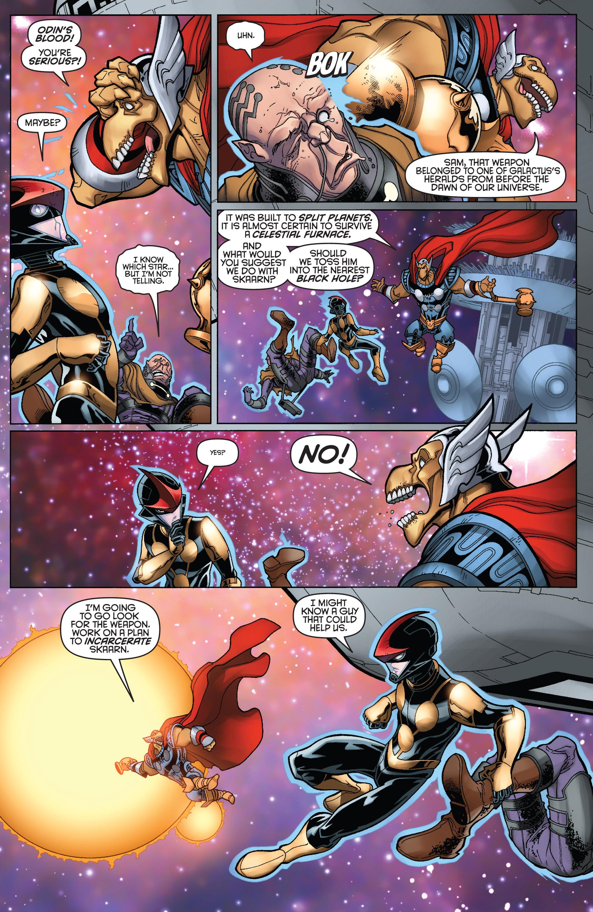 Nova (2013) - Chapter  16 | pic 12