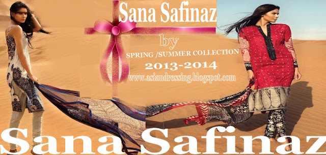 SanaSafinaz Summer Collection 2013