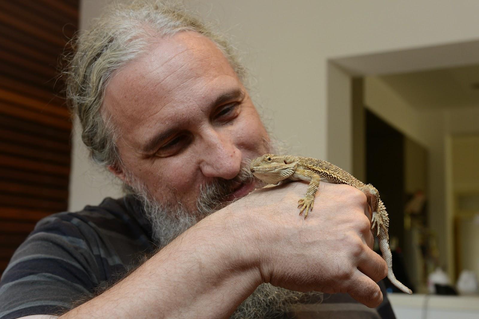 Glenn Shea herpetologist