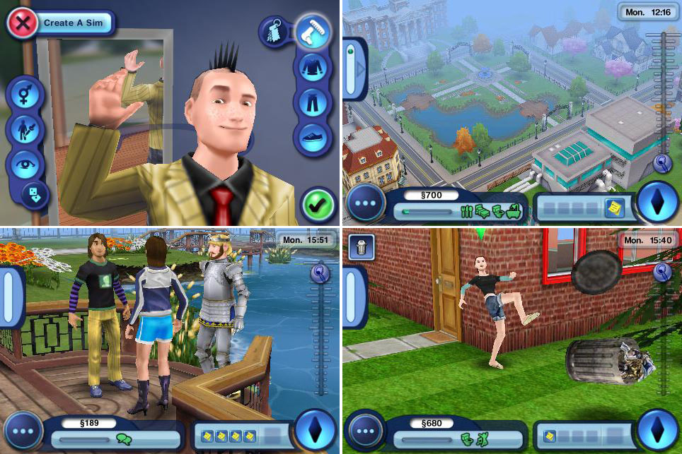 sims 3 free download android phone