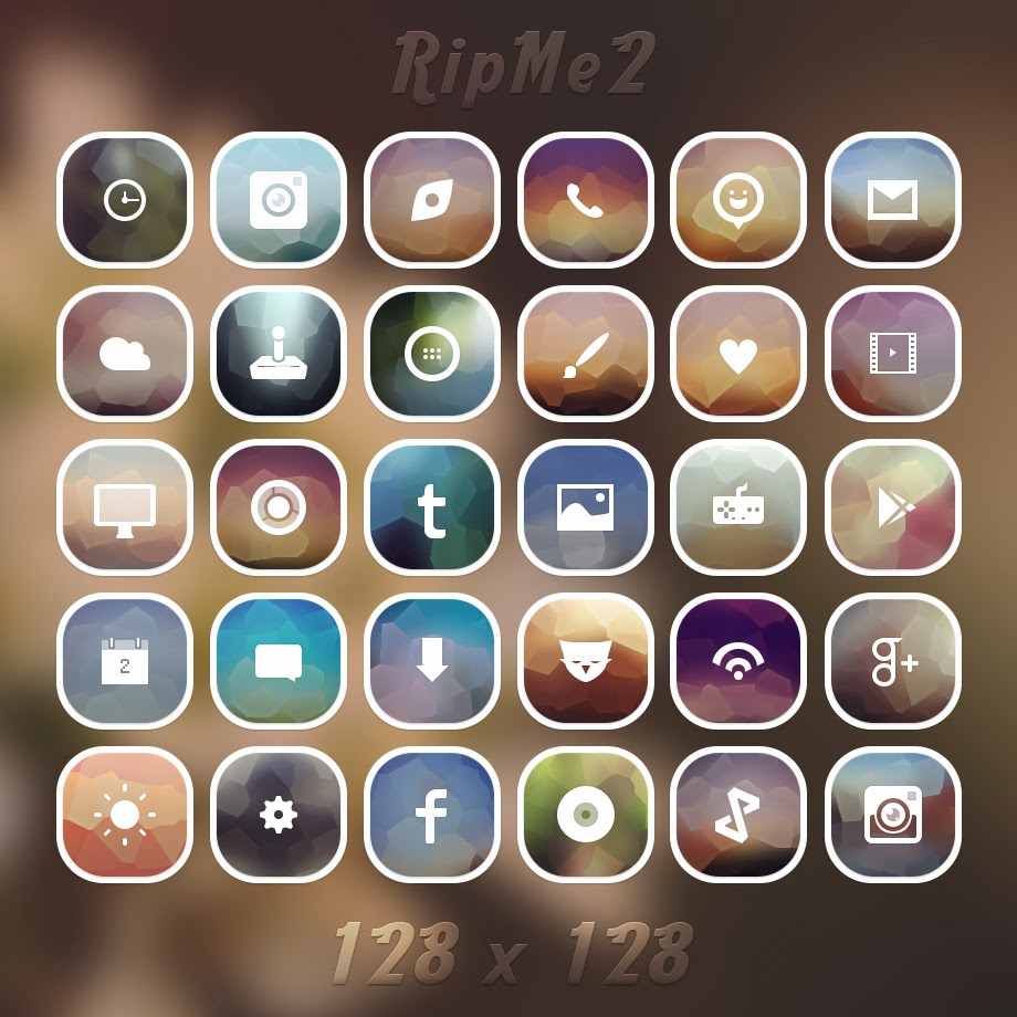 Gps navigation icons part-2