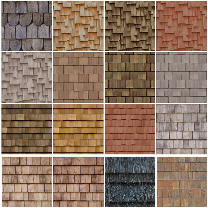 Sketchup texture texture roofs for Free sketchup textures