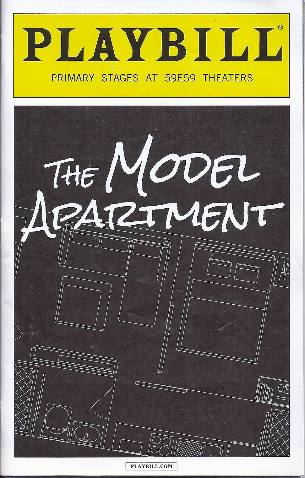 Theatre 39 s leiter side 124 review of the model apartment for The model apartment review