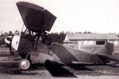 Первый прототип самолета У-2 (По-2)