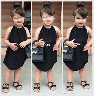 Model Berpakaian Anak Perempuan Cantik dan Juga Imut