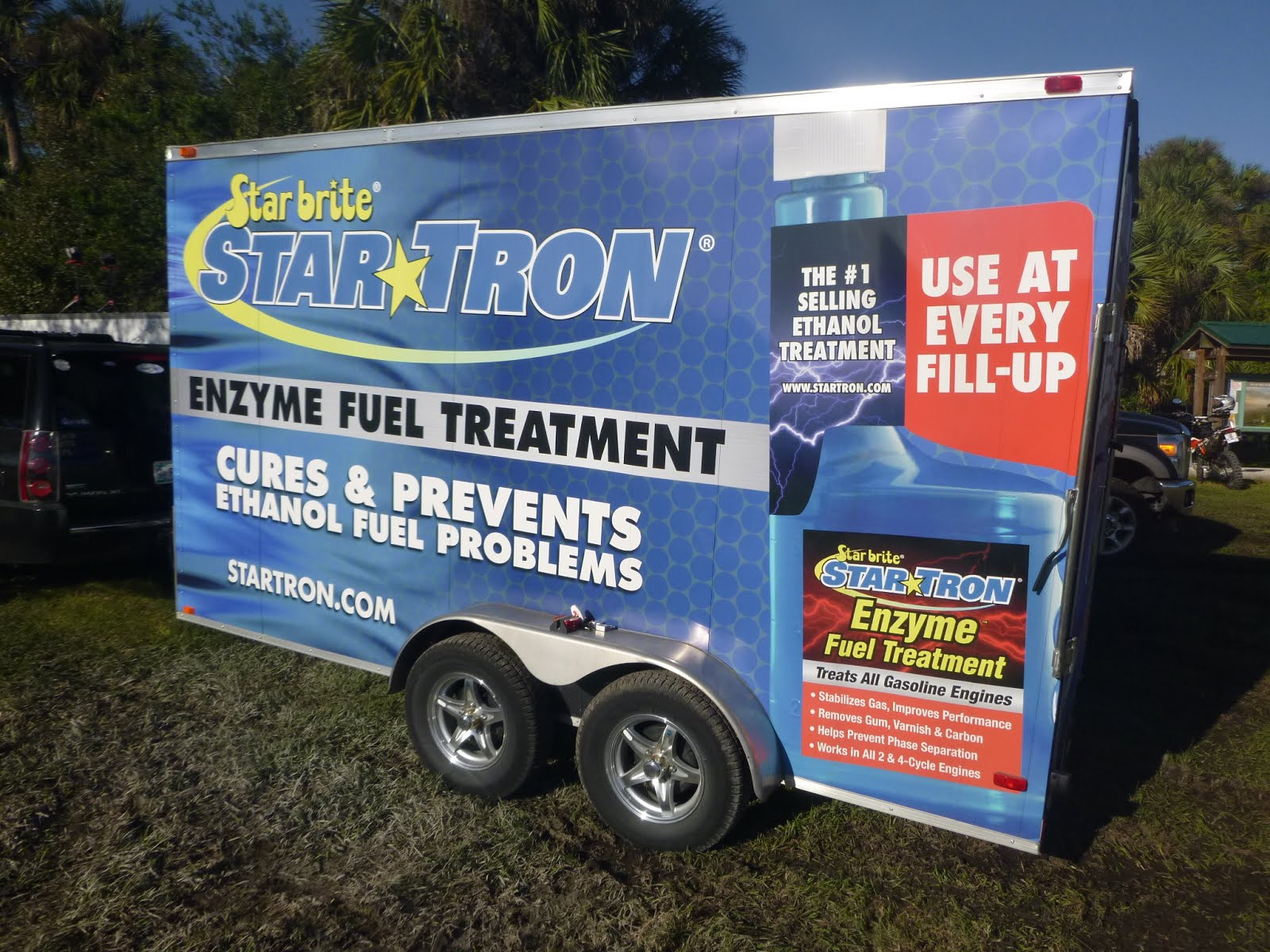 StarTron Fuel Treatments