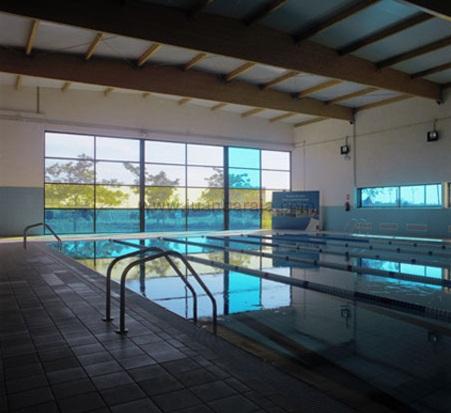 Pp cubas de la sagra la piscina el gimnasio y el for Gimnasio y piscina