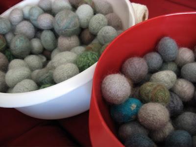 Decoro sin decoro hacer una alfombra de piedras con lana - Lavar alfombra de lana en lavadora ...