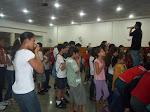 Reunião dos Adolescentes de Deus