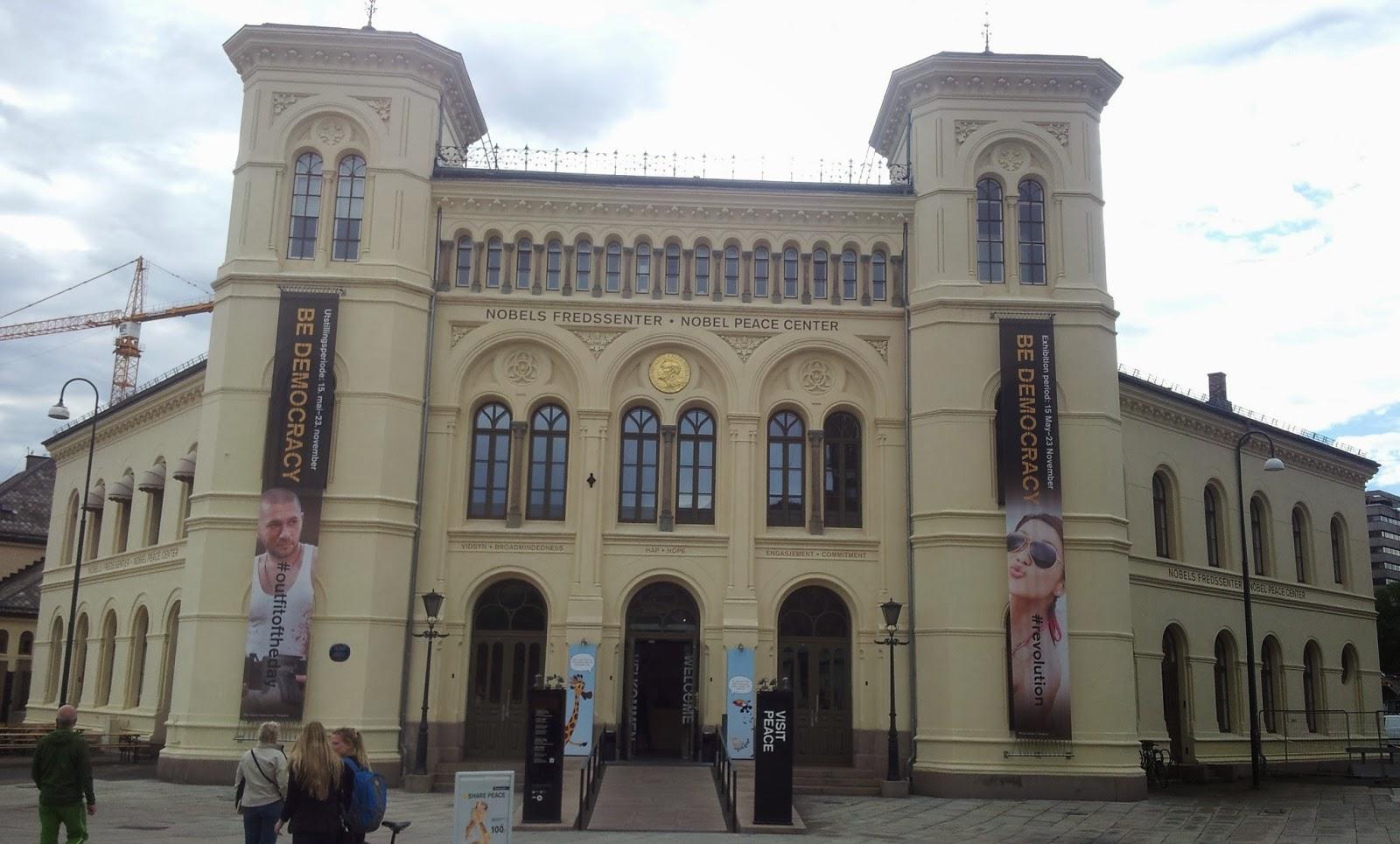 Centrul Nobel