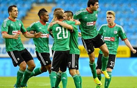 Legia Warsawa vs St Patrick's Athletic