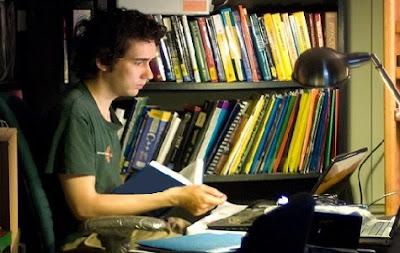 Estudiante de universidad online