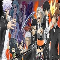Watch and Read Katekyo Hitman Reborn! Online