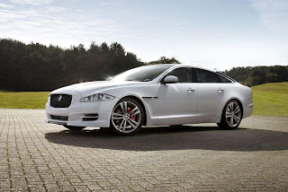 Jaguar XJ Sport and Speed Packs (2011) Front Side
