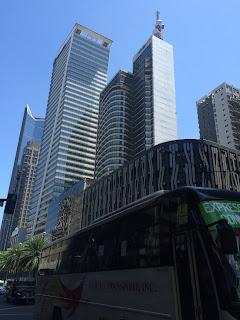 グローバル化された都市:フィリピン マニラ
