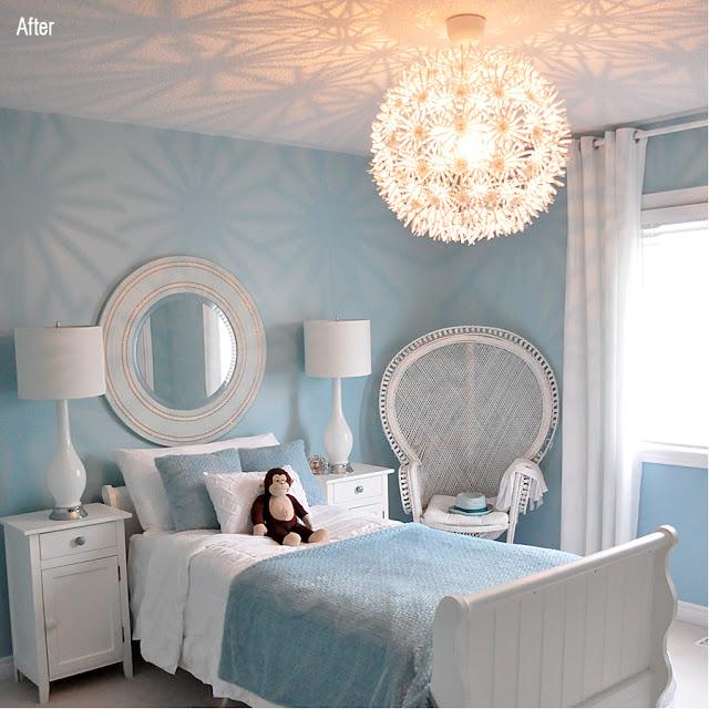 Mosaicworks.ca: Emma's Bedroom Makeover