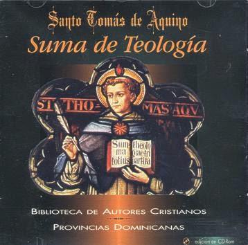Dejó un prolífico trabajo de más de 25 títulos. Su obra capital fue la Suma Teológica.