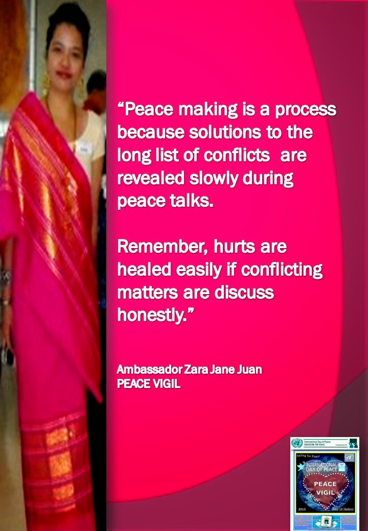 Peace making