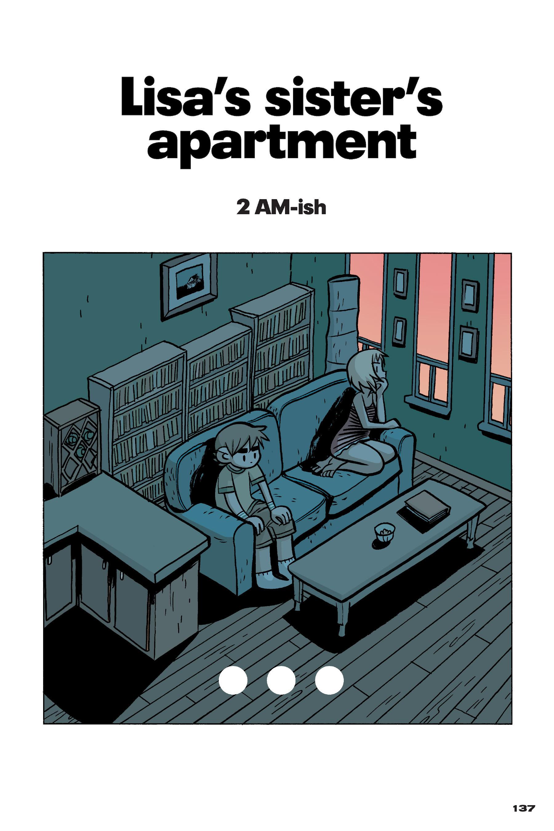 Read online Scott Pilgrim comic -  Issue #4 - 134