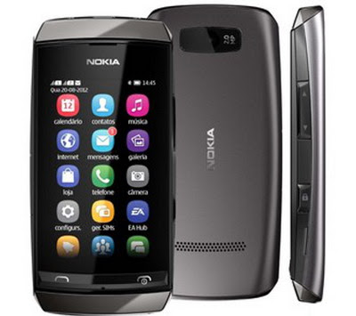 Firmware Nokia Asha 308 RM-838 Version 08.13