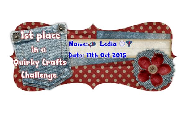 gaNe en Quirky craftS