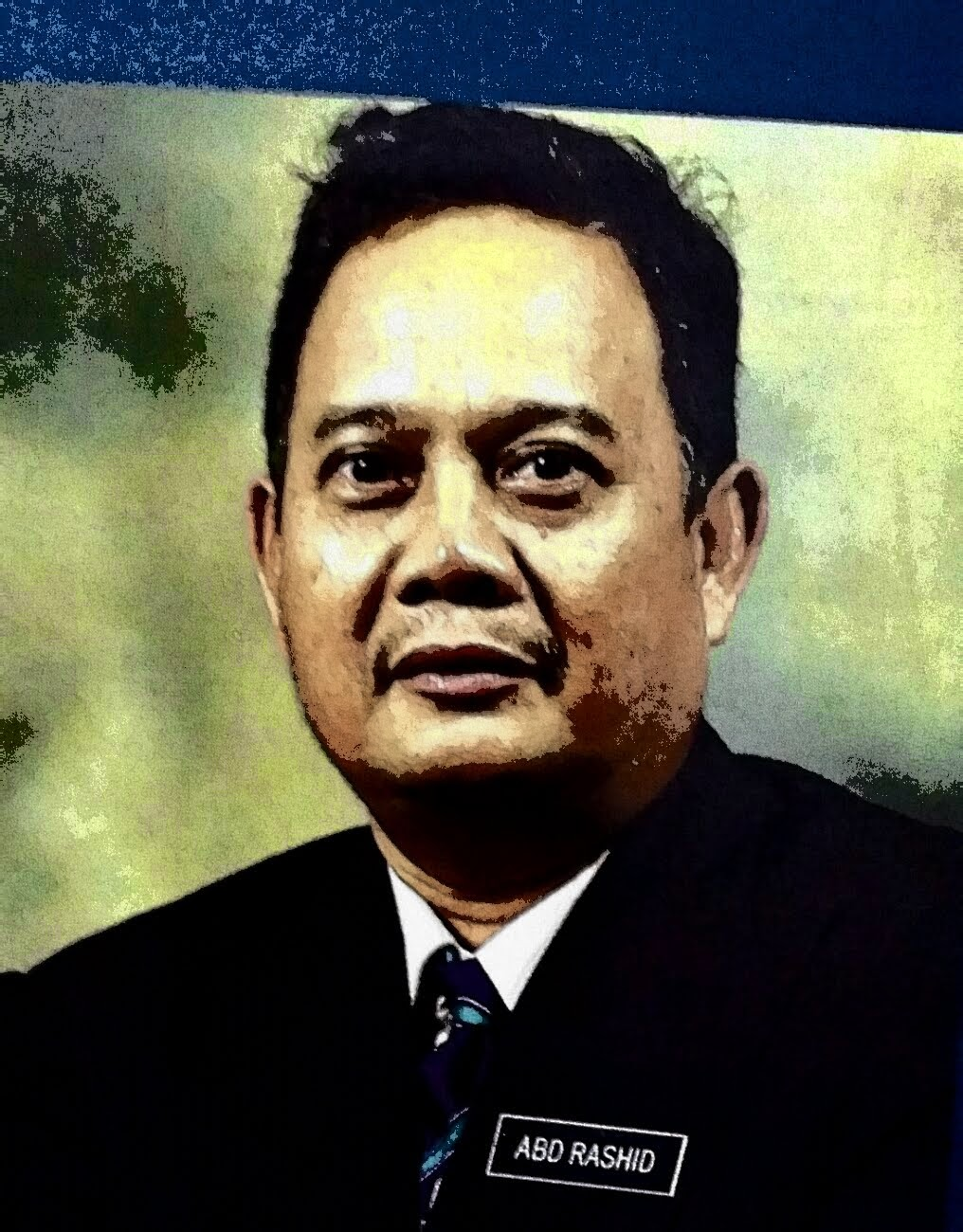Hj. Abdul Rashid b. Hj Othman : Selamat Bersara mulai 14.02.17