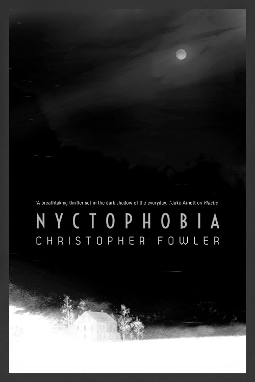 Nyctophobia US Cover