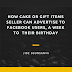 Free eBook On How To Advertise to Facebook Users A Week To Their Birthday